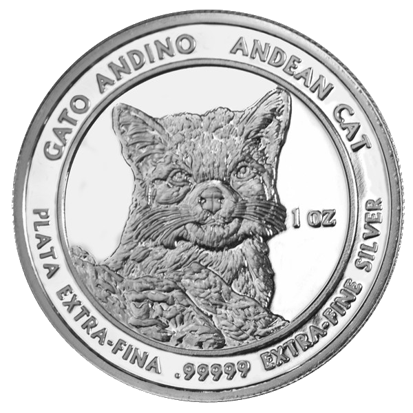 Royal Silver Company - Andean Cat